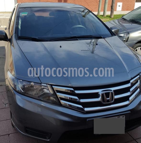Honda City LX usado (2012) color Gris precio $892.000