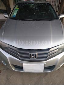 Honda City LX usado (2010) color Gris Magnesio precio $380.000