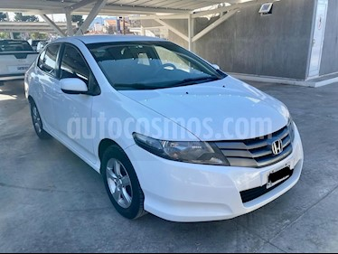 Honda City LX usado (2011) color Blanco precio $520.000