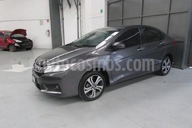 Foto venta Auto Seminuevo Honda City EX 1.5L Aut (2016) color Gris precio $220,000