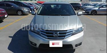 Foto venta Auto Seminuevo Honda City EX 1.5L Aut (2013) color Plata precio $183,000