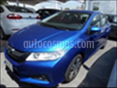 Honda City EX 1.5L Aut usado (2017) color Azul Electrico precio $235,000