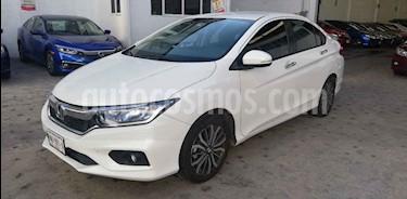 Foto venta Auto usado Honda City EX 1.5L Aut (2018) color Blanco precio $250,000
