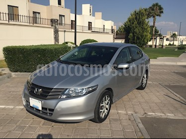 Foto venta Auto usado Honda City EX 1.5L Aut (2010) color Plata precio $120,000
