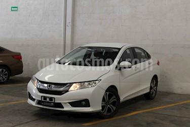 Foto venta Auto usado Honda City EX 1.5L Aut (2017) color Blanco precio $220,000