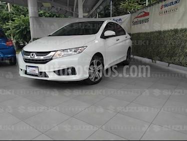 Foto Honda City EX 1.5L Aut usado (2017) color Blanco Marfil precio $227,000