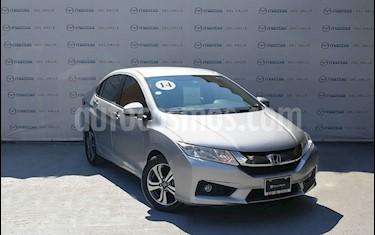 Foto venta Auto Seminuevo Honda City EX 1.5L Aut (2014) color Plata Diamante precio $170,000