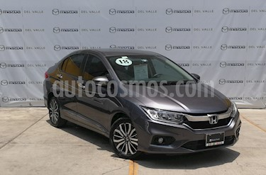 foto Honda City EX 1.5L Aut usado (2018) color Acero precio $259,000