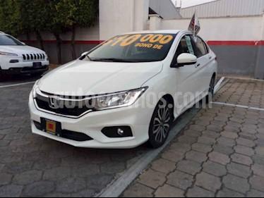 Foto venta Auto usado Honda City EX 1.5L Aut (2018) color Blanco precio $245,000