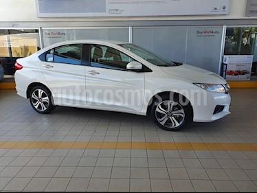 Foto venta Auto usado Honda City EX 1.5L Aut (2017) color Blanco Marfil precio $214,900