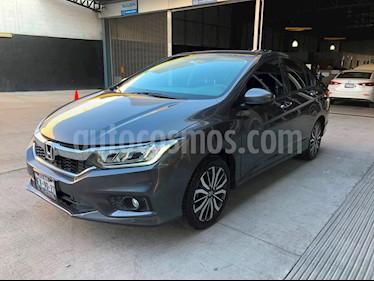 Foto venta Auto usado Honda City EX 1.5L Aut (2018) color Acero precio $259,900