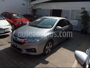 Foto venta Auto Seminuevo Honda City EX 1.5L Aut (2017) color Plata precio $225,000