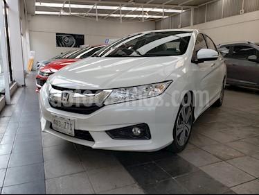 Foto venta Auto Seminuevo Honda City EX 1.5L Aut (2014) color Blanco Marfil precio $190,000