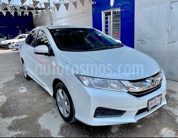Foto Honda City EX 1.5L Aut usado (2015) color Blanco precio $179,000