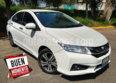 Foto venta Auto Seminuevo Honda City EX 1.5L Aut (2017) color Blanco precio $245,000