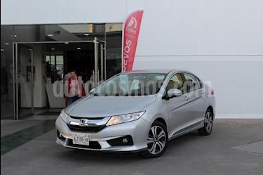 Foto venta Auto Seminuevo Honda City EX 1.5L Aut (2015) color Plata precio $185,000