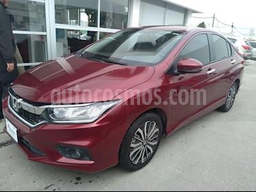 Foto venta Auto Seminuevo Honda City EX 1.5L (2018) color Rojo precio $249,000