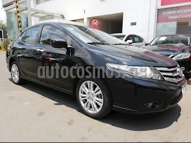 Foto venta Auto usado Honda City EX 1.5L (2013) color Negro Cristal precio $150,000