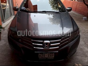 Foto Honda City EX 1.5L usado (2010) color Antracita precio $120,000