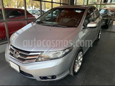 Foto venta Auto usado Honda City EX 1.5L (2012) color Plata precio $125,000