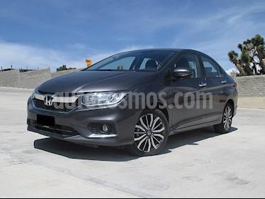 Foto venta Auto usado Honda City EX 1.5L (2019) color Antracita precio $255,000