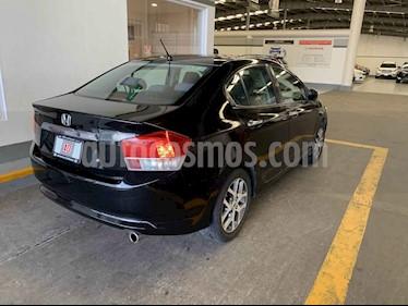 Foto venta Auto usado Honda City EX 1.5L (2010) color Negro precio $115,000