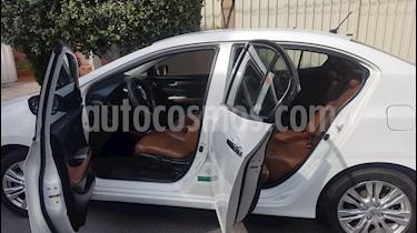Foto Honda City EX 1.5L usado (2012) color Blanco precio $123,500