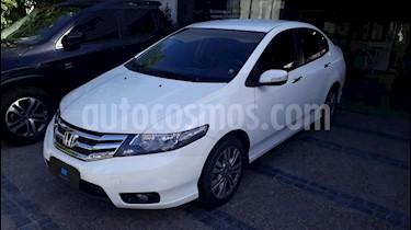 Foto venta Auto usado Honda City EXL Aut (2013) color Blanco precio $180.000