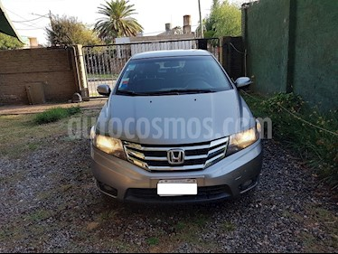 Foto venta Auto usado Honda City EXL Aut (2013) color Gris precio $350.000