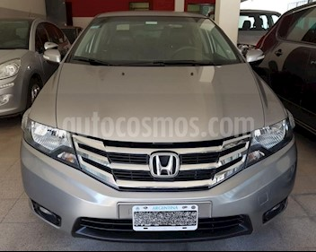 Foto venta Auto usado Honda City EXL Aut (2013) color Gris Oscuro precio $325.000