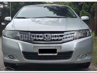 Foto venta Auto usado Honda City EXL Aut (2014) color Plata Alabastro precio $345.000