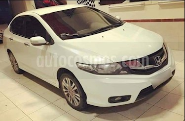Foto venta Auto usado Honda City EXL Aut (2014) color Blanco