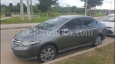 Honda City EXL usado (2014) color Gris precio $330.000