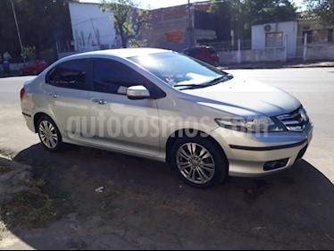 Foto venta Auto usado Honda City EXL (2013) color Gris