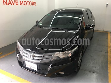 Honda City EXL usado (2010) color Negro precio $357.000