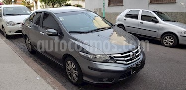 Foto venta Auto usado Honda City EXL (2012) color Gris precio $330.000