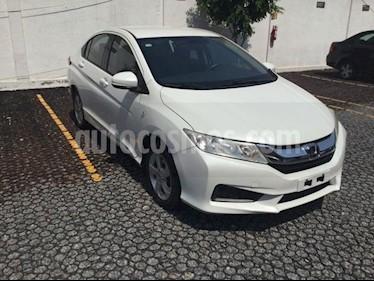 Foto venta Auto usado Honda City HONDA CITY LX CVT (2016) color Blanco precio $185,000