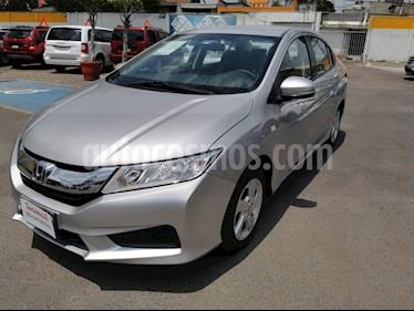 Foto venta Auto usado Honda City LX 1.5L Aut (2016) color Plata Diamante precio $193,000