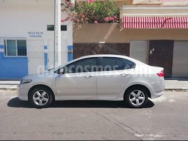 Honda City LX 1.5L Aut usado (2010) color Plata precio $110,000