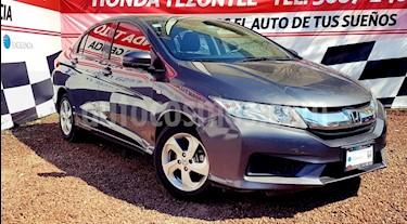 Foto Honda City LX 1.5L Aut usado (2017) color Acero precio $220,000