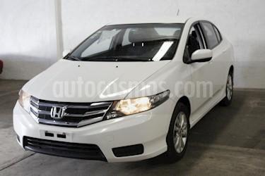 Foto venta Auto usado Honda City LX 1.5L Aut (2013) color Blanco precio $178,000