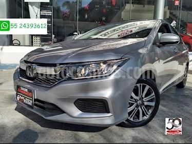 Foto venta Auto Seminuevo Honda City LX 1.5L Aut (2018) color Plata precio $259,900