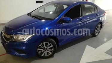 Foto venta Auto Seminuevo Honda City LX 1.5L Aut (2018) color Azul precio $250,000