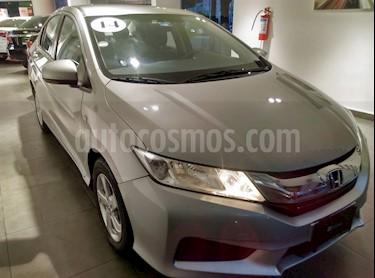 Foto venta Auto Seminuevo Honda City LX 1.5L Aut (2014) color Antracita