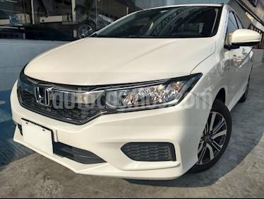 foto Honda City LX 1.5L usado (2018) color Blanco precio $218,000