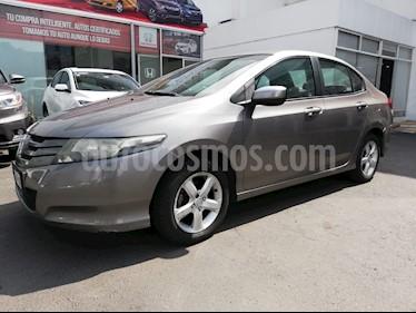 Foto venta Auto usado Honda City LX 1.5L (2010) color Gris Magnesio precio $106,000