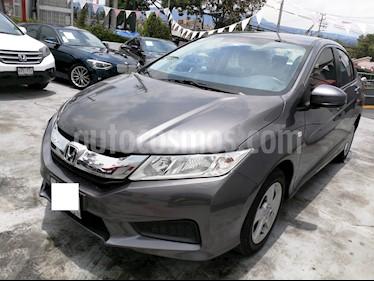 Foto venta Auto Seminuevo Honda City LX 1.5L (2014) color Antracita precio $162,000