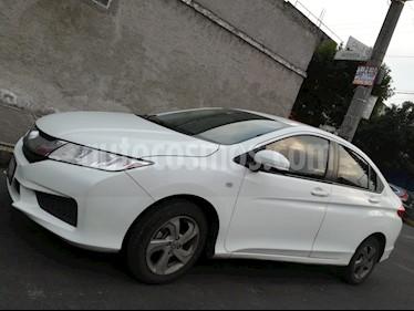 Foto venta Auto usado Honda City LX 1.5L (2017) color Blanco precio $200,000