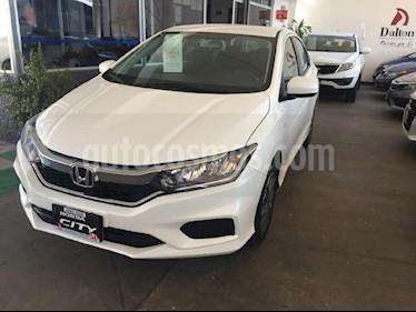 Foto venta Auto usado Honda City LX 1.5L (2019) color Blanco precio $249,000