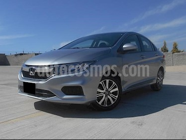 Foto venta Auto usado Honda City LX 1.5L (2018) color Plata Diamante precio $238,000